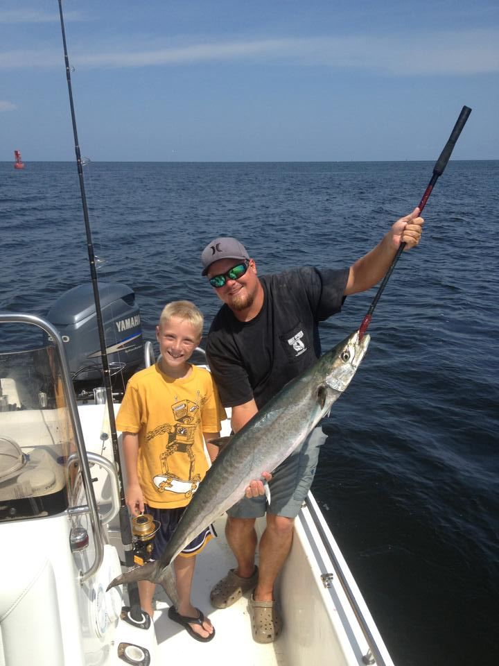 pensacola fishing reports from hot spots charters