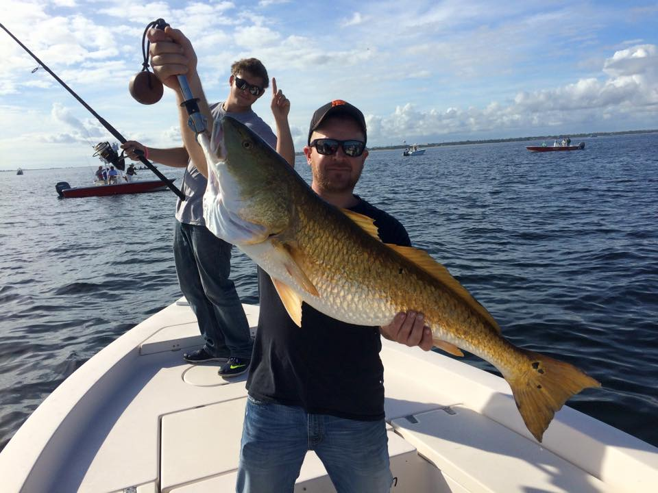 Hot spots report for pensacola fishing charters december for Pensacola bay fishing